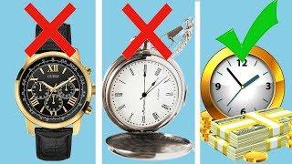 вот Почему Нельзя Дарить Часы!