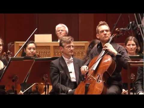 Schostakowitsch: 1. Cellokonzert ∙ Johannes Moser ∙ hr-Sinfonieorchester ∙ Stanisław Skrowaczewski