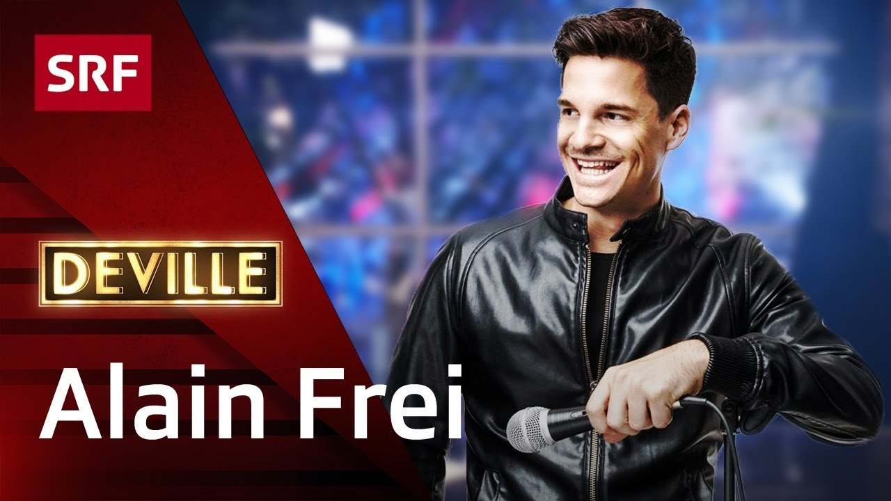 Alain Frei | Stand up Comedy | Deville