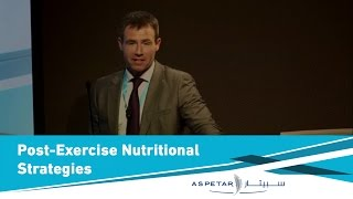 PostExercise Nutritional Strategies to Optimise Recovery from Exercise by Richard Allison-27March201