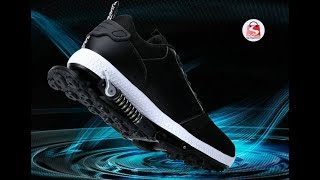 Mechanical Shoes With Steel Spring Wire Shoelace | Shopperhill Reviews