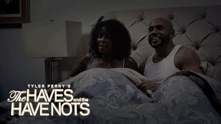 Benny Catches Derrick and Hanna in Bed | Tyler Perry's The Haves and the Have Nots | OWN