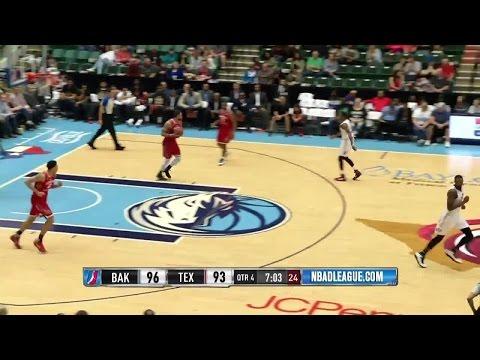 Highlights: Cory Jefferson (21 points)  vs. the Legends, 2/20/2016
