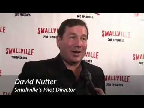 Smallville - David Nutter (Pilot Director) - 200th Episode Party