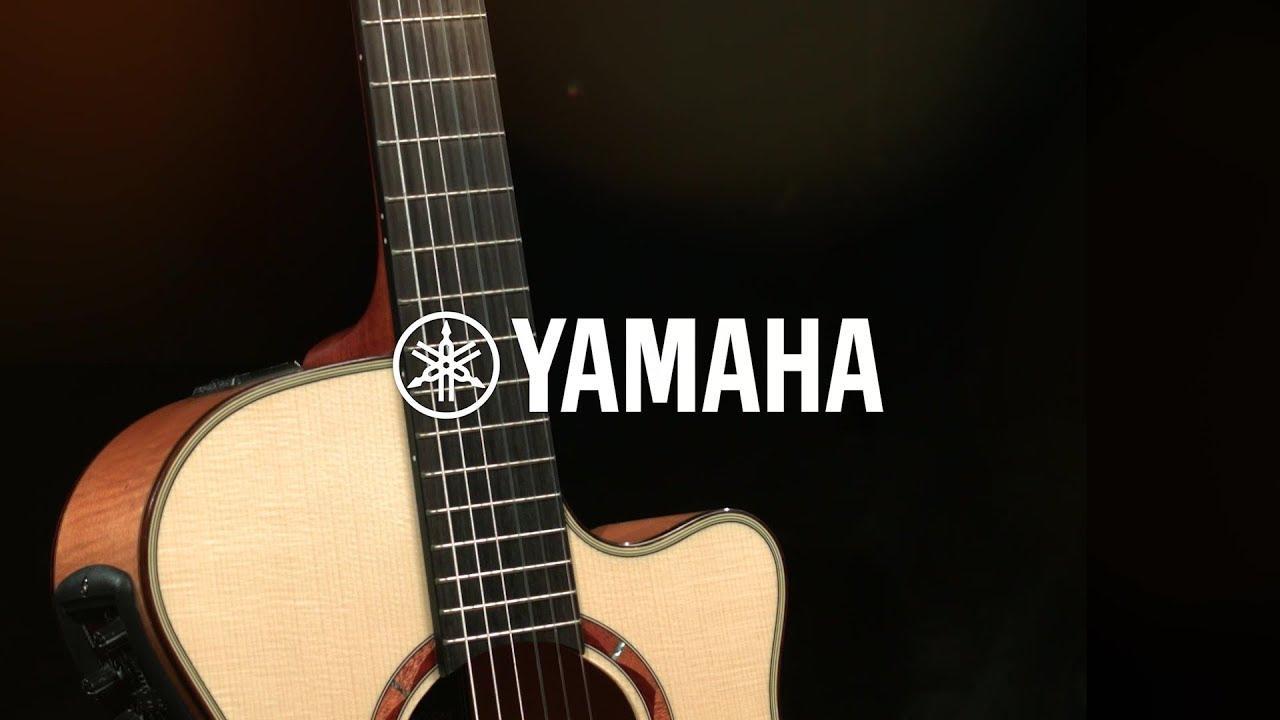 Yamaha Ntx900fm Electro Acoustic Guitar Gear4music Demo Youtube