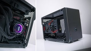 Raijintek Ophion & Ophion Evo - Game Changers For SFF?
