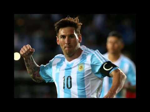 Messi Argentina Photos