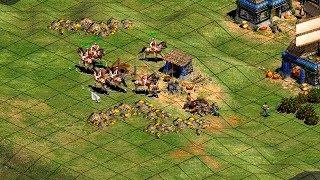 New Mongols Meta: 12 pop Scouts