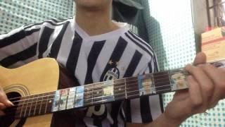 Mưa (Thuỳ Chi) guitar solo