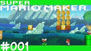 Gambar cover Super Mario Maker *Sunfincol, und der Fail Start* #001 Nintendo Super Mario Maker Lets Play Deutsch