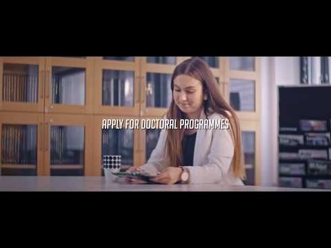Apply for doctoral programmes