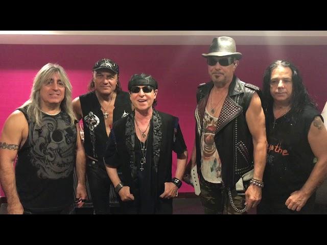 ¡¡ Scorpions quiere veros en Rock Fest Barcelona !!