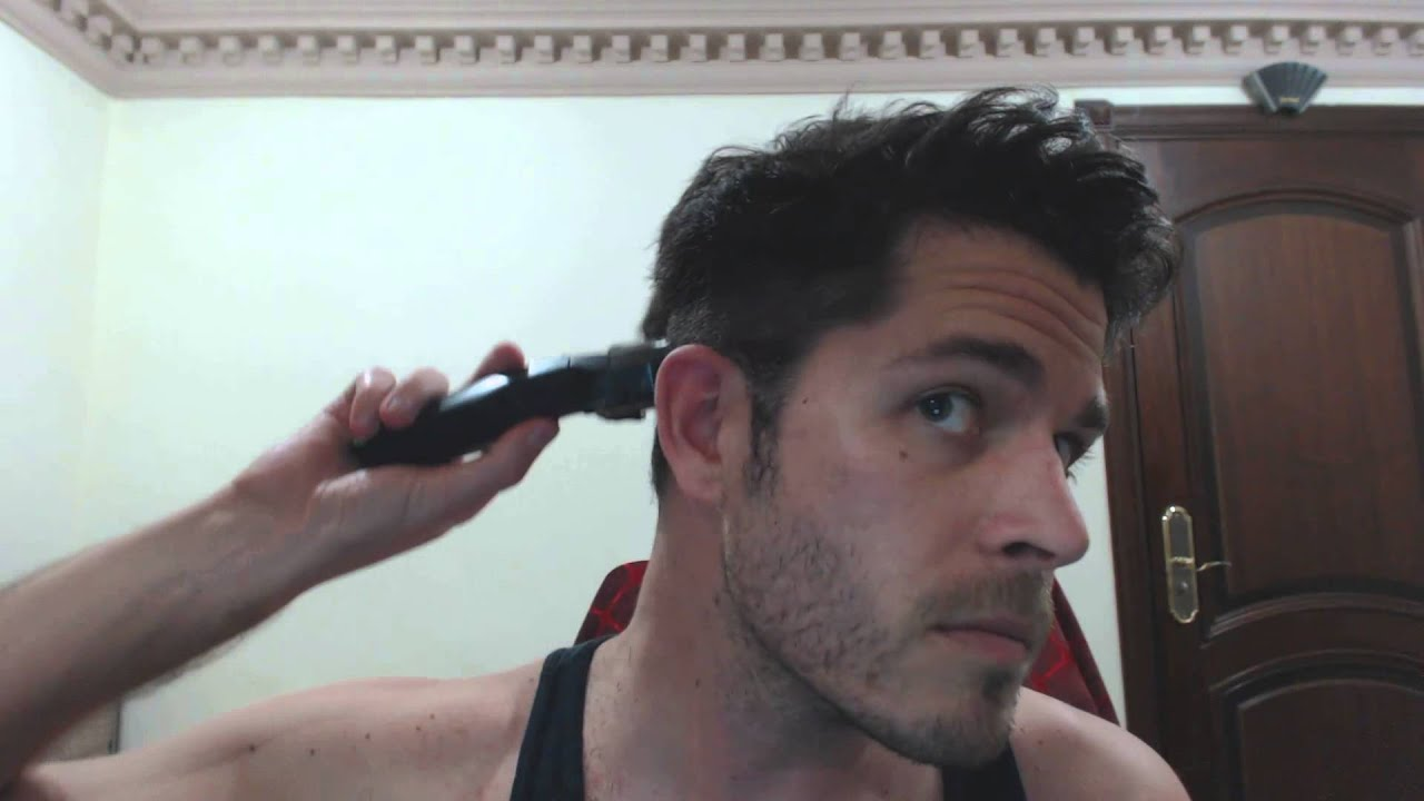 Haircut with Beard Trimmers by Matt Smith