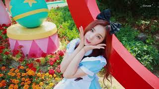 엘리스(ELRIS) - 'Summer Dream' Alice in wonderland ver. Video