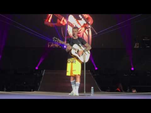 Justin Bieber - Love Yourself Live @ I-Days Festival Monza - 18 Giugno 2017