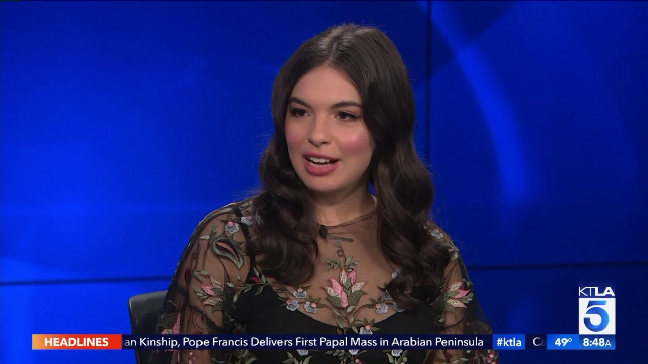 """Download Isabella Gomez on How """"One Day at a Time"""" Defies Stereotypes"""