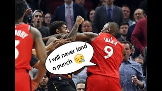"NBA ""Missed Punches"" Compilation"