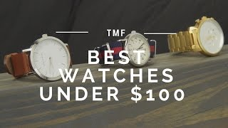 Best Watches Under $100