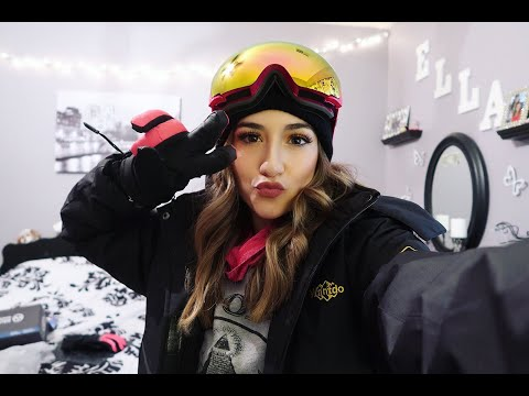 What I Wear Snowboarding // Try On Haul