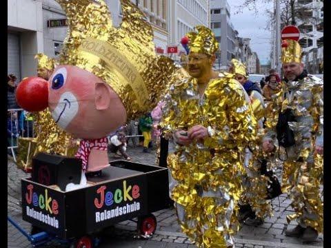 Umzug: Kinderkarneval - Düsseldorf