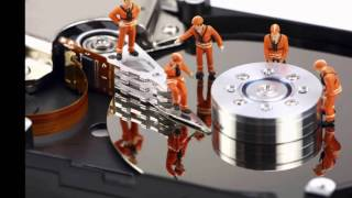 HARD-DRIVE DATA RECOVERY SERVICES