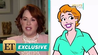 EXCLUSIVE: Molly Ringwald on Why She Won't Dish Career Advice to Young 'Riverdale' Co-Stars