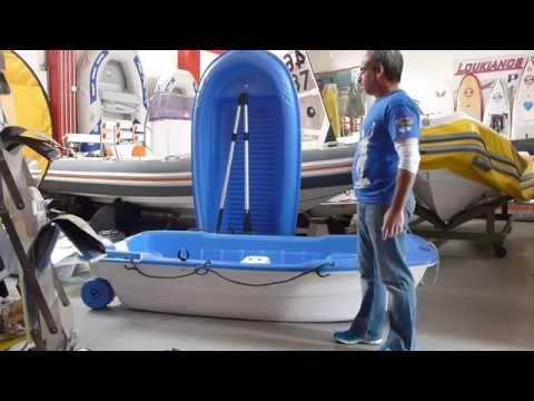 Βάρκα BIC  Sportyak  245