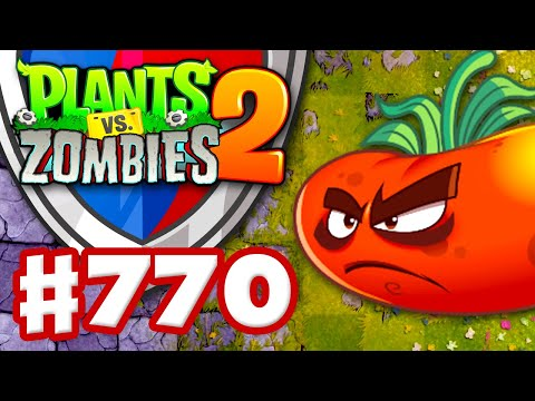 Ultomato! Arena! - Plants Vs. Zombies 2 - Gameplay Walkthrough Part 770