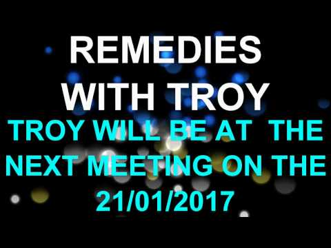 REMEDIES WITH TROY