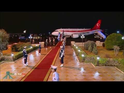 Turkey's premier Erdogan arrives in Tehran