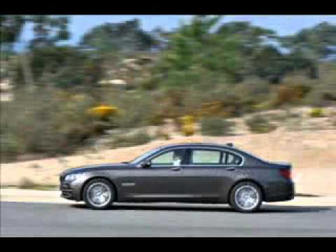 All New 2013 BMW 7 Series Facelift