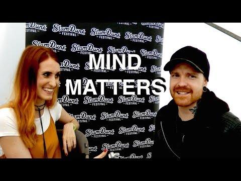 MIND MATTERS: MATTY MULLINS OF MEMPHIS MAY FIRE