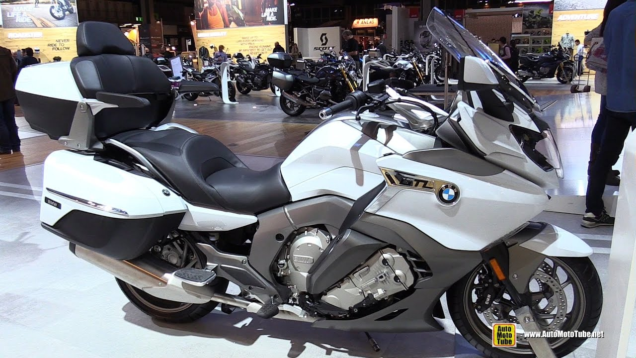 2017 bmw k1600 gtl walkaround 2016 eicma milan youtube. Black Bedroom Furniture Sets. Home Design Ideas