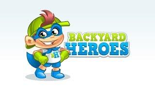 Backyard Heroes Mascot