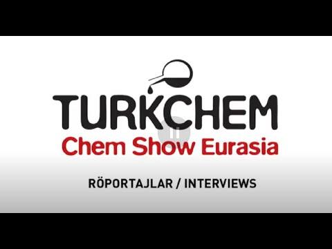 Turkchem ChemShow Eurasia 2012 - Katılımcı Görüşleri