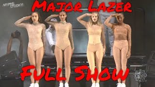 [FULL SHOW] Major Lazer &amp MO LIVE Lollapalooza Festival 2016 Chicago