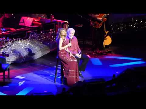 Mary, Did you know by Kenny Rogers and Linda Davis at Mohegan Sun on 12/16/2016