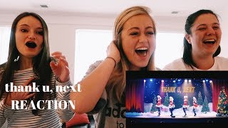 Ariana Grande- thank u, next Music Video (REACTION)