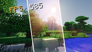 Minecraft Shaders That Will Run On Almost Anything