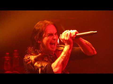 Cradle of Filth - The Death of Love - Live @Le Métaphone Oignies