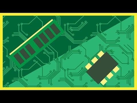 ¿Qué hacen la ROM y RAM?
