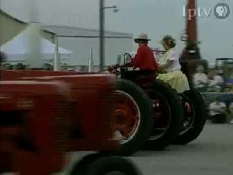 Square Dancing Tractors
