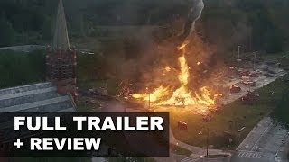 Into the Storm Official Trailer + Trailer Review - Richard Armitage : Beyond The Trailer