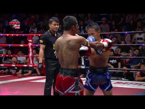 Muay Thai Battle February 23rd, 2018