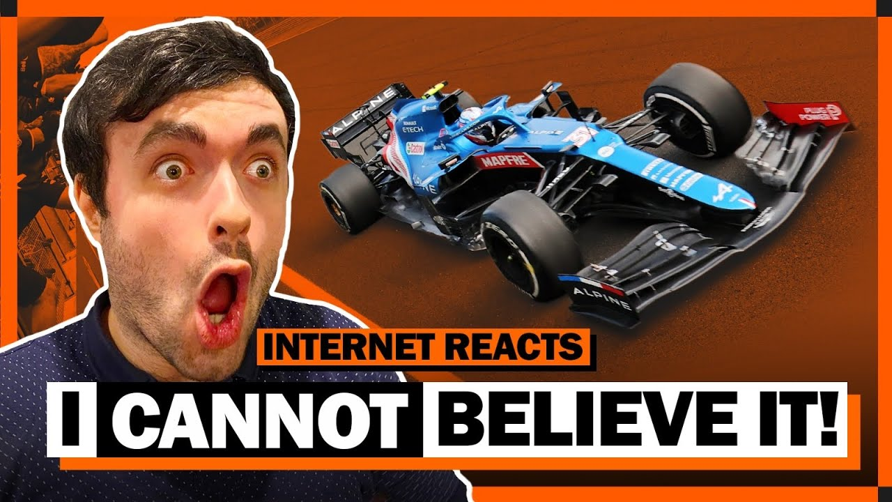 The Internet's Best Reactions To The 2021 Hungarian Grand Prix