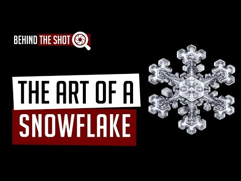 The Art of the Snowflake - The Mysteries of the Macro Universe - Behind the Shot