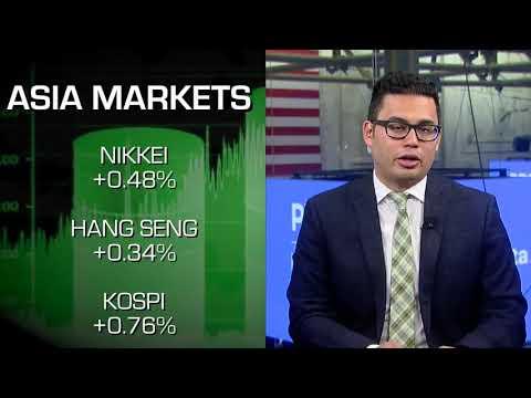 [WebTV] Stocks set for slightly positive start, Asia grows overnight, SP500 in focus