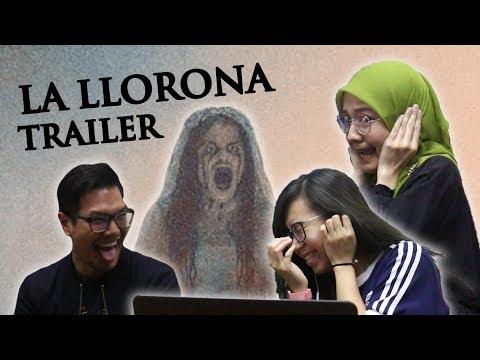 GSC Staff reacts to La Llorona Trailer!