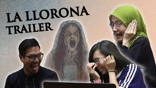 GSC Staff reacts to La Llorona Trailer!