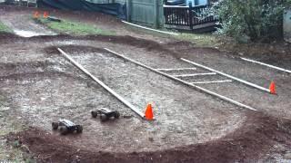 The Dirt Tracks - Weird and green